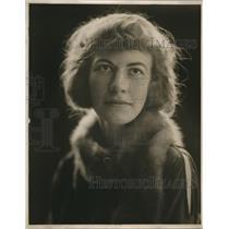 1926 Press Photo Mrs Morris Weeks - orx00241