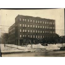 1925 Press Photo The Griswold hotel on Euclid avenue near E. 40th street