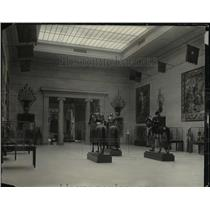 1922 Press Photo Armor Court of Cleveland Museum of Art - cva96731