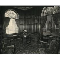 1926 Press Photo The Lobby at Sterlings Hotel - cva87606