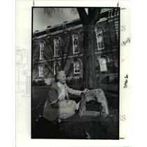 1991 Press Photo Carol Klingemier, of the Daughters of the American Revolutions