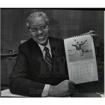 1982 Press Photo James Chau - spa02912