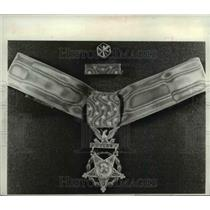 1973 Press Photo Medal of honor - cva71993