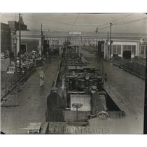 1924 Press Photo 3256 Public Hall; Road Builder's Show - cva86323