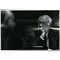1988 Press Photo Gov. Cecil Andrus