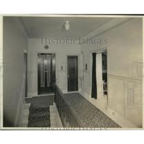 1922 Press Photo Early Scene Theatres, Palace - cva99588