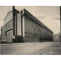 1923 Press Photo Public Auditorium - cva86317