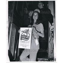1971 Press Photo Miss Sesqui, Lynn Allchin - cva77406