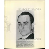 1942 Wire Photo Associated Press correspondent William King - cvw06261