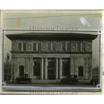 1928 Press Photo A Memorial to Wellett in Canton - cvb01048