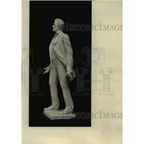1928 Press Photo The Abraham Lincoln statue - cva89754