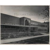 1948 Press Photo Newton D. Baker Health Center, E. 55th St. - cva88999