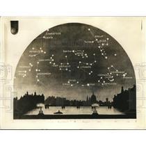 1934 Press Photo Stars from February - cva83255