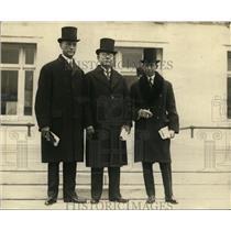 1922 Press Photo Honduras Delegates at Conference American Affairs in Washington