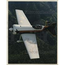 1991 Press Photo Michael J WIgen -Pilot - ora93990