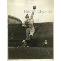 1929 Press Photo Harvard University star baseball pitcher Howard Whitmore