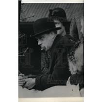 1936 Press Photo King Edward VIII & Mrs Ernest Wally Simpson in London