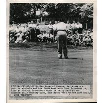 1948 Press Photo Ben Hogan at PGA tournament in St Louis Missouri - nes44021