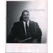 1954 Press Photo Herman Hickman college football coach - nes44841 - nes44841