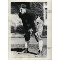 1930 Press Photo Bart Viviano, Halfback for Cornell Football Team - cvs04249