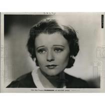 1934 Press Photo Heather Angel in Pilgrimage - cvp78172
