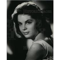 1981 Press Photo Milaine Jones McGoldrick  - spx02341