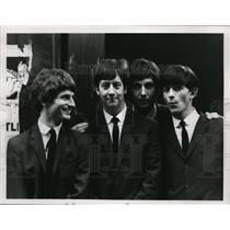 1981 Press Photo The Birth of the Beatles - cvp80352