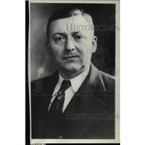 1929 Press Photo Walter Chambers, The Pittsburgher aide in National Balloon Race