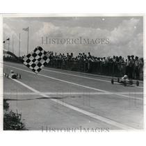 1969 Press Photo Bill Anderson wins at Garden City Soap Box Derby - nes45660