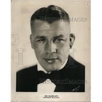 1931 Press Photo University of Illinois Jim McMillen