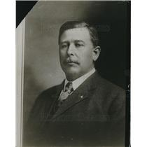 1915 Press Photo Warren R. Porter - neb69108
