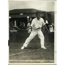 1926 Press Photo Sekio Tawara tennis champion of Japan at Davis Cup - nes46422