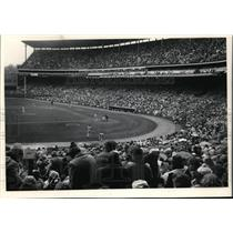 1984 Press Photo Milwaukee Brewers Opening Day - mjs00976