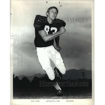 1972 Press Photo Bob Crum, defensive end of Arizona - ors01454