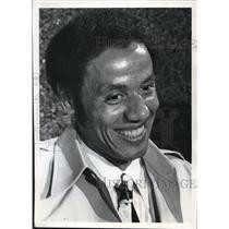1976 Press Photo Lenny Wilkens former coach Portland Trail Blazers - ora96277