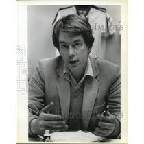 1980 Press Photo Jon Spoelstra - ora84856