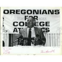 1988 Press Photo Los Angeles Rams CoachJohn Robinson - ora76059