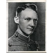1942 Press Photo 2nd Lieutenant Alexander Mininger Jr posthumos Medal of Honor