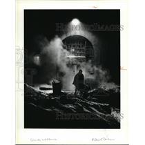 "1980 Press Photo Cuyahoga ""County Workhouse"" - cva11660"