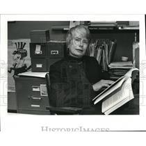 1982 Press Photo Dr. Marge Grevatt - cva15382