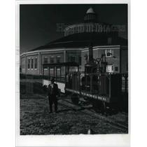 1977 Press Photo B&O Railroad Museum, Baltimore City - cva22703