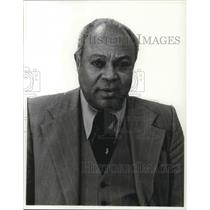 1979 Press Photo James Farmer Civil Rights Leader - cvp12873