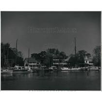 Press Photo The Chesapeake Bay Maritime Museum at St. Michaels - cva22461