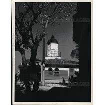 Press Photo Lighthouse in South Taiwan. - cva21917