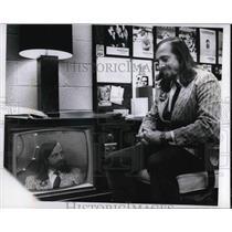 1975 Press Photo The Ohio lottery winner, Buddy J. Lambert - cva27672