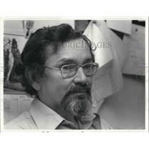 1981 Press Photo Dr. George Kanoti won ethic prize - cva24753