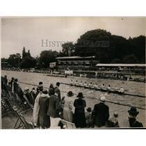 1928 Press Photo Royal Henley Regatta won by Westminster Bank Club - nes48868
