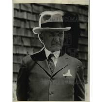 1928 Press Photo Portrait Of Col. Rowan  - nee91282