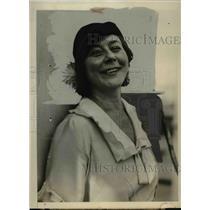 1931 Press Photo June Ramsay Will Marry Sabino De Baraneschea Maraschio