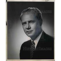 1956 Press Photo Lt Governor Stephen LR McNichols  - nee92823